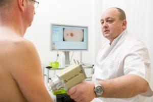 Wideodermatoskopia